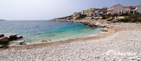 Croatia - Dalmatia  Split -  Sevid - Beach Oštrica