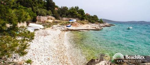 Croatia - Dalmatia  Split -  Sevid - Beach Alina