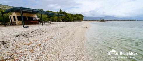 Hrvatska - Dalmacija  Split -  Trogir - Plaža Pantana
