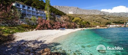 Croatia - Dalmatia  Split -  Duće - Beach Duće
