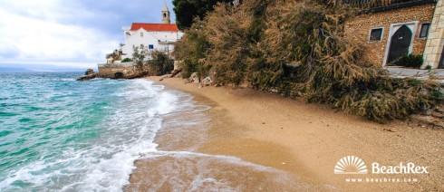 Croatia - Dalmatia  Split -  Pisak - Beach Pisak