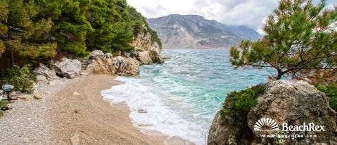 Croatia - Dalmatia  Split -  Pisak - Beach Vruje