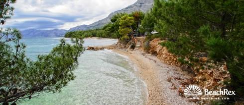 Croatia - Dalmatia  Split -  Promajna - Beach Adrijana
