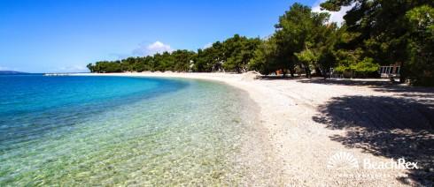 Croatia - Dalmatia  Split -  Promajna - Beach Promajna