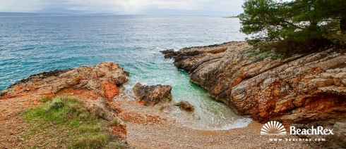 Croatia - Dalmatia  Split - Island Šolta -  Rogač - Beach Brbavica