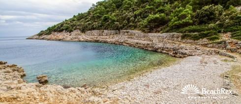 Croatia - Kvarner - Island Lošinj -  Veli Lošinj - Beach Javorna