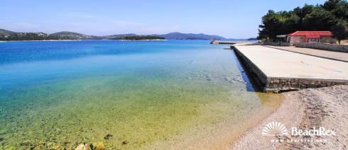 Croatia - Dalmatia  Šibenik - Island Murter -  Jezera - Beach More