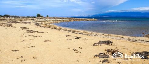 Croatia - Dalmatia  Zadar - Island Vir -  Lozice - Beach Škrpinica