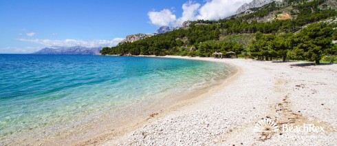 Croatia - Dalmatia  Split -  Makarska - Beach Blace-Ramova