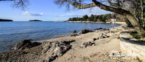 Croatia - Istra -  Rovinj - Beach Veštar