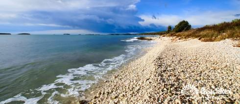 Croatia - Istra -  Rovinj - Beach Cisterna