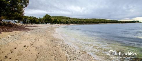 Croatia - Istra -  Bale - Beach Sv. Pavao