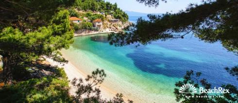 Croatia - Dalmatia  Split - Island Hvar -  Gdinj - Beach Veprinova