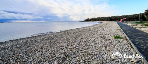 Croatia - Istra -  Barbariga - Beach Barbariga