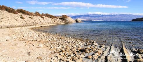 Croatia - Kvarner - Island Rab -  Lopar - Beach Papalina