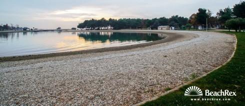 Croatia - Istra -  Umag - Beach Stella Maris