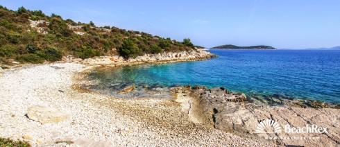 Croatia - Dalmatia  Šibenik - Island Murter -  Jezera - Beach Vrtiluka