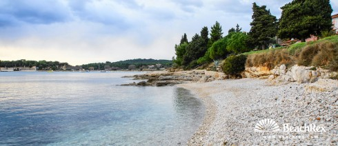 Croatia - Istra -  Pula - Beach Valdefora