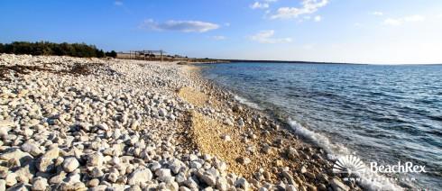 Croatia - Dalmatia  Zadar - Island Pag -  Kolan - Beach Kolanjsko blato