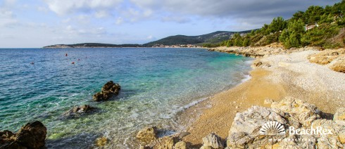 Croatia - Kvarner - Island Cres -  Miholašćica - Beach Zaglav