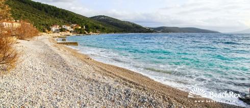 Croatia - Kvarner - Island Cres -  Martinšćica - Beach Martinšćica