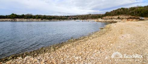Croatia - Kvarner - Island Krk -  Pinezići - Beach Sv. Fuska