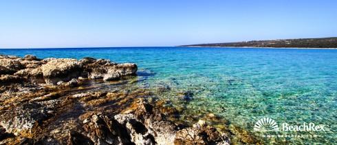 Croatia - Lika - Island Pag -  Novalja - Beach Babe