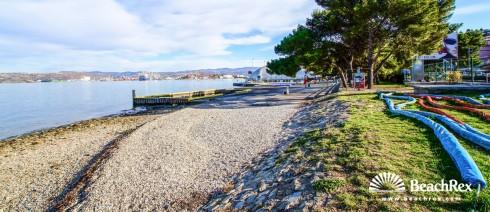 Slovenija - Obalno kraška -  Koper - Plaža Žusterna