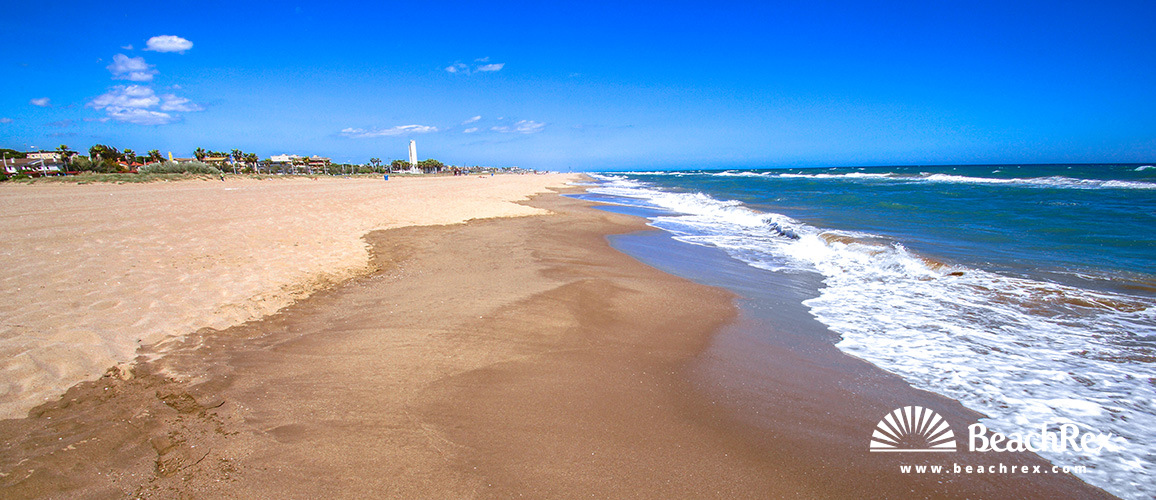 Spain - Àmbit metropolità -  Castelldefels - Beach de Castelldefels