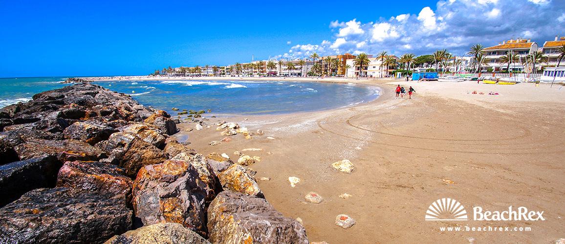 Spain - Àmbit metropolità -  Cubelles - Beach Llarga