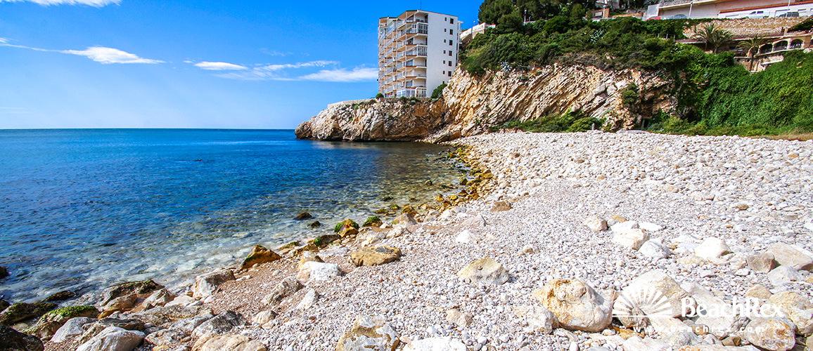 Spain - Camp de Tarragona -  Salou - Beach de Cavallas