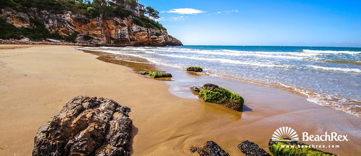 Spain - Camp de Tarragona -  Salou - Beach Crancs