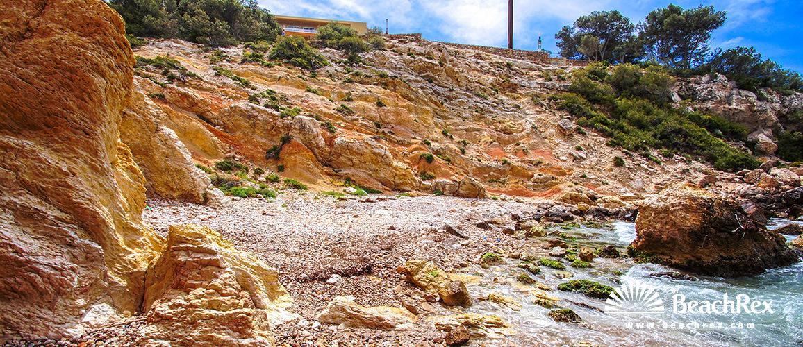 Spain - Camp de Tarragona -  Salou - Beach de la Costa