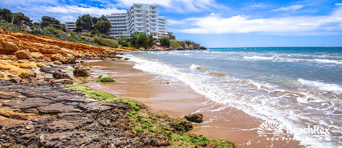 Spain - Camp de Tarragona -  Salou - Beach Llarga