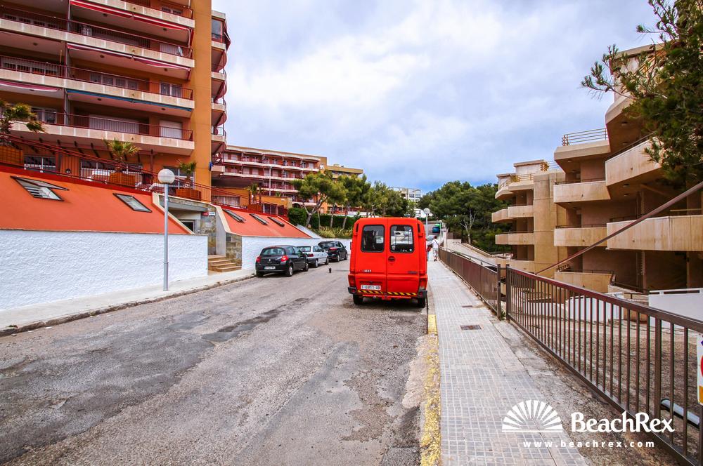 Spain - Camp de Tarragona -  Salou - Beach dels Llenguadets