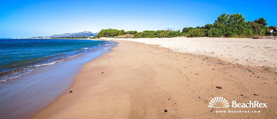 Spain - Camp de Tarragona -  Mont-roig del Camp - Beach de Rifà