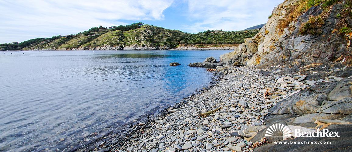 Spain - Comarques gironines -  Cadaqués - Beach Salvador Dali