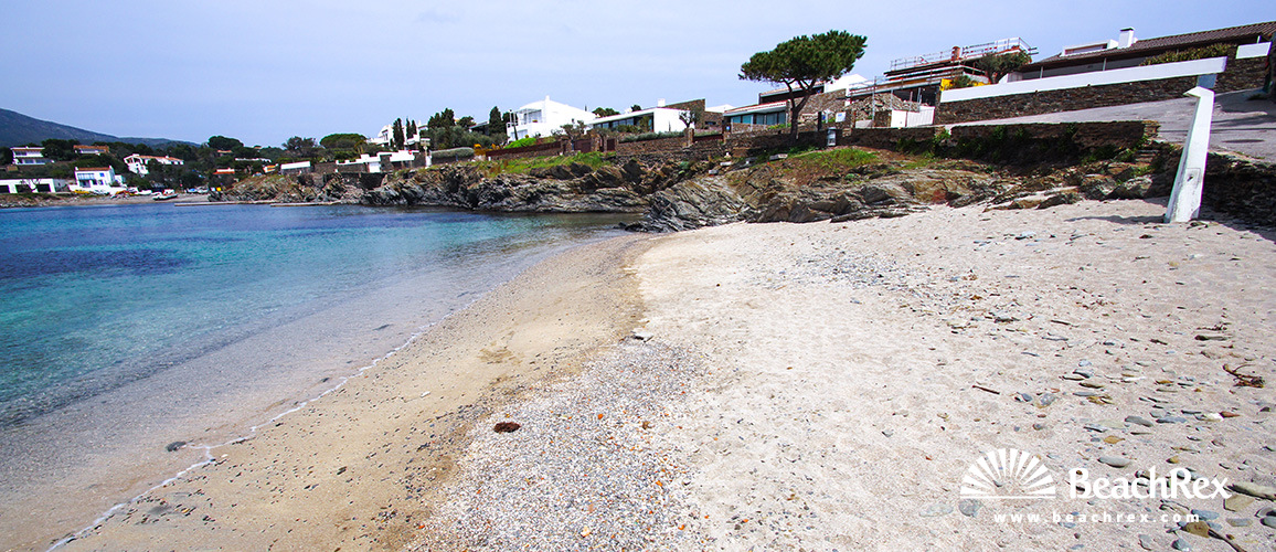 Beach Ros - Cadaqués - Comarques gironines - Spain