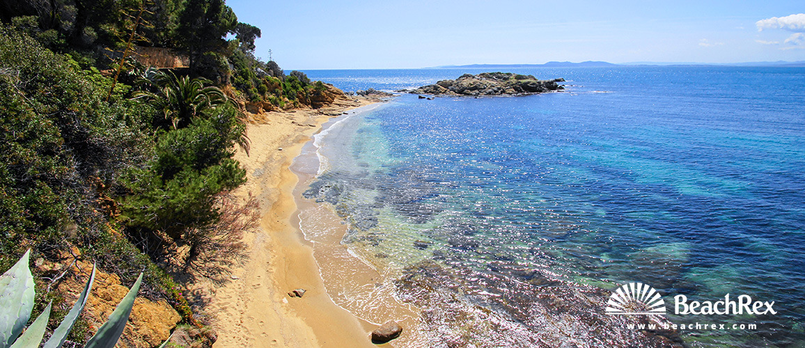 Spain - Comarques gironines -  Roses - Beach Pacheco