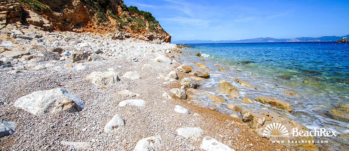 Španjolska - Comarques gironines -  L'Escala - Plaža del Salpatx