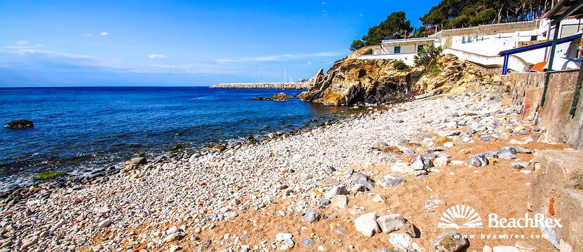 Spain - Comarques gironines -  Palamós - Beach Margarida