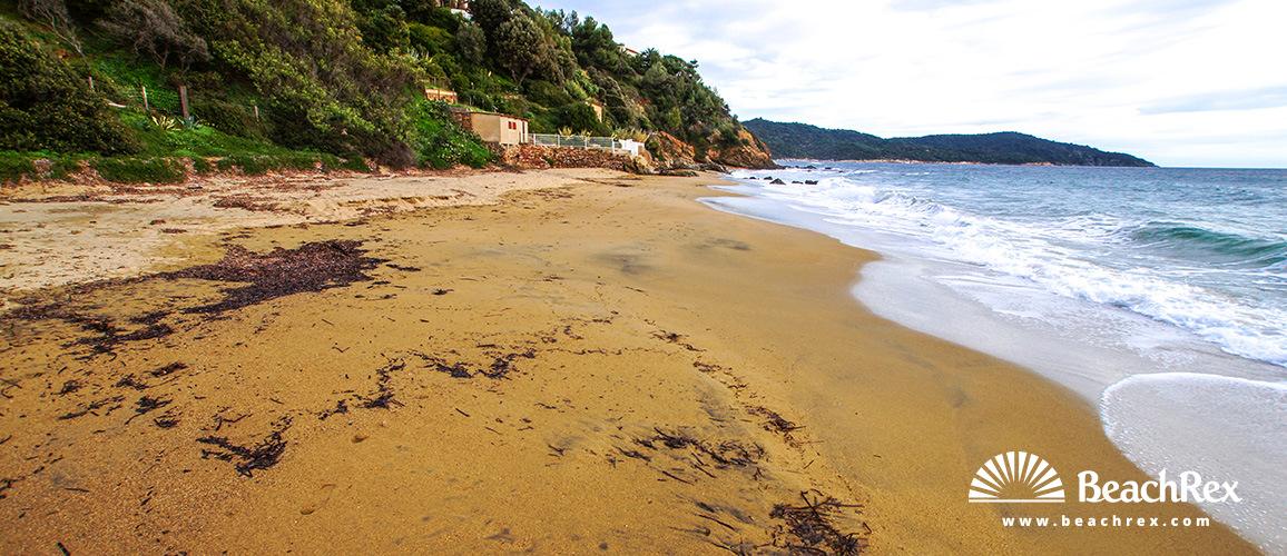 France - Var -  La Croix-Valmer - Beach de Sylvabelle