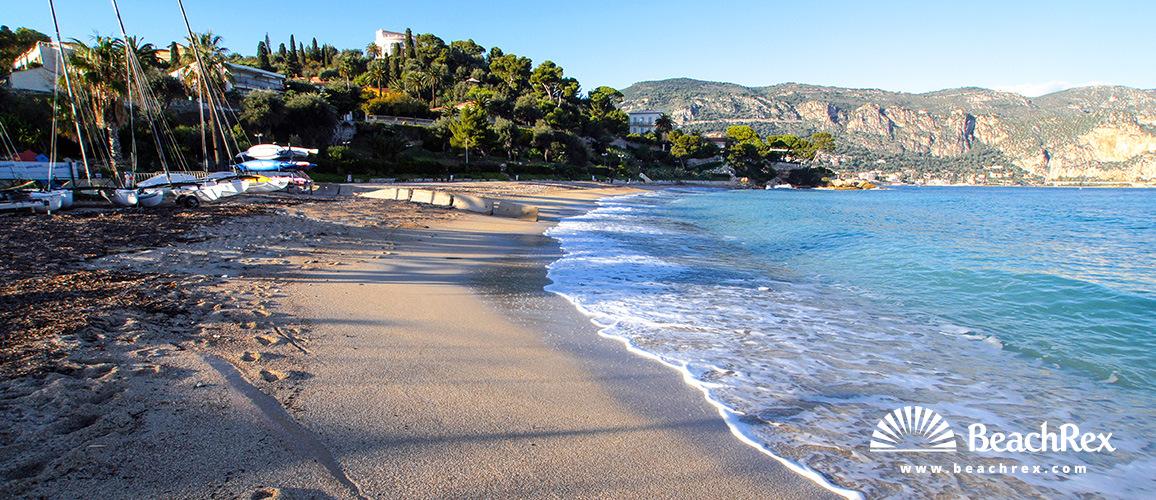 France - AlpesMaritimes -  Saint-Jean-Cap-Ferrat - Beach Cros dei Pin