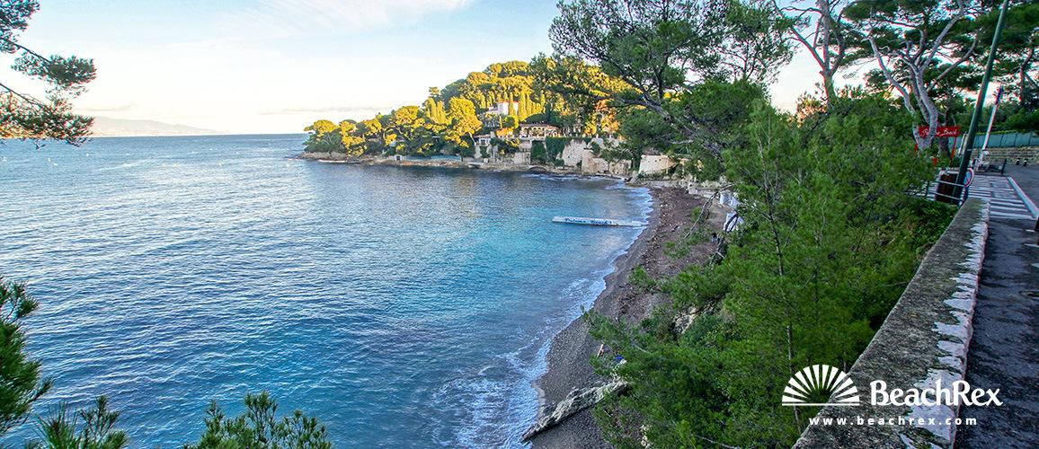 France - AlpesMaritimes -  Saint-Jean-Cap-Ferrat - Beach Paloma