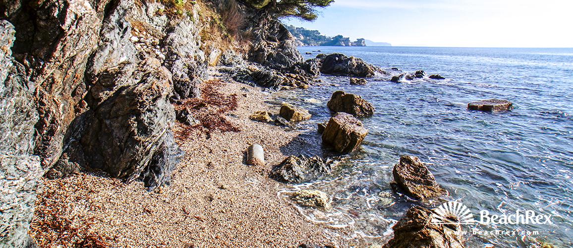 France - Var -  Toulon - Beach du Gayraud