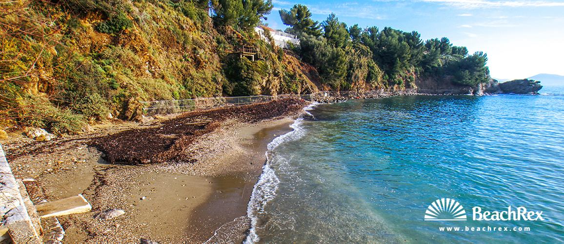 France - Var -  Toulon - Beach de Pipady