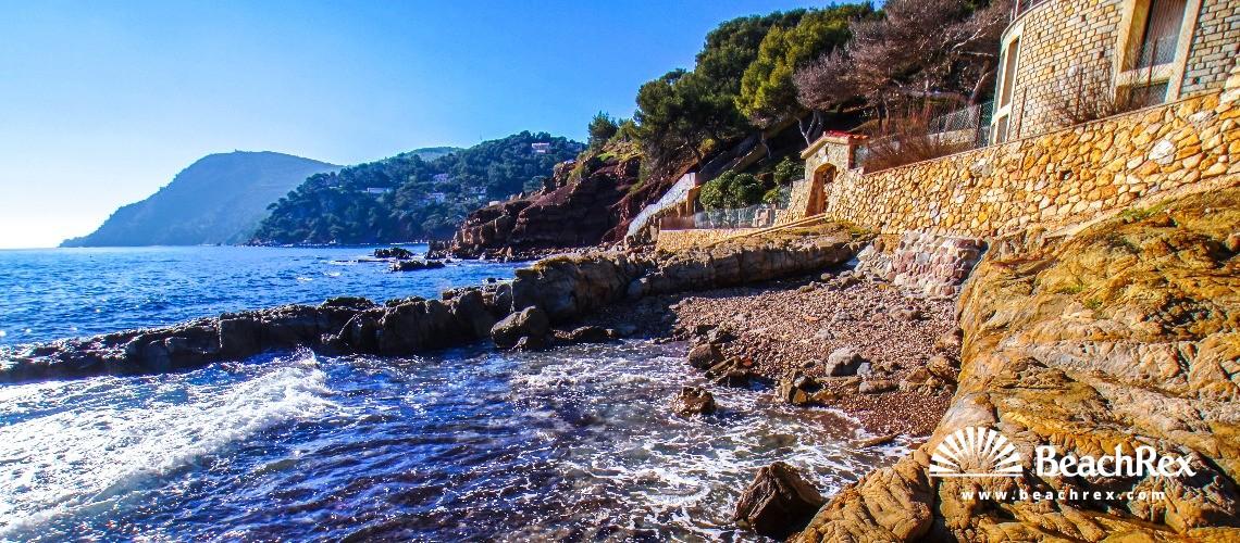 France - Var -  La Seyne-sur-Mer - Beach de la Sauvageonne