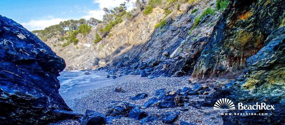 France - Var -  Six-Fours-les-Plages - Beach du Trou de l'Or