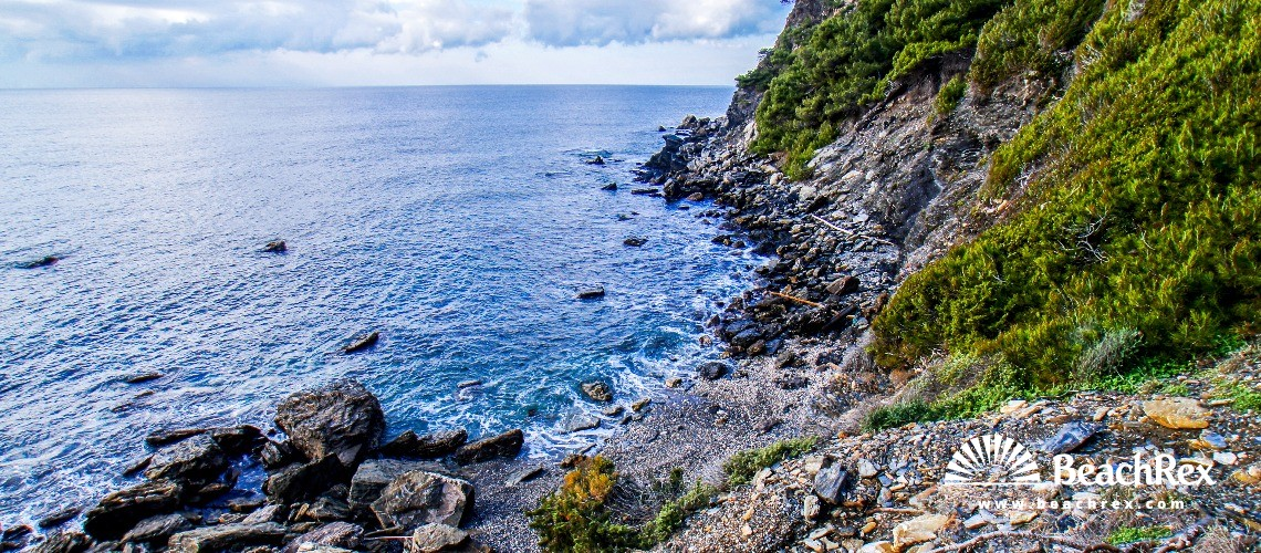France - Var -  Six-Fours-les-Plages - Beach Pierredon