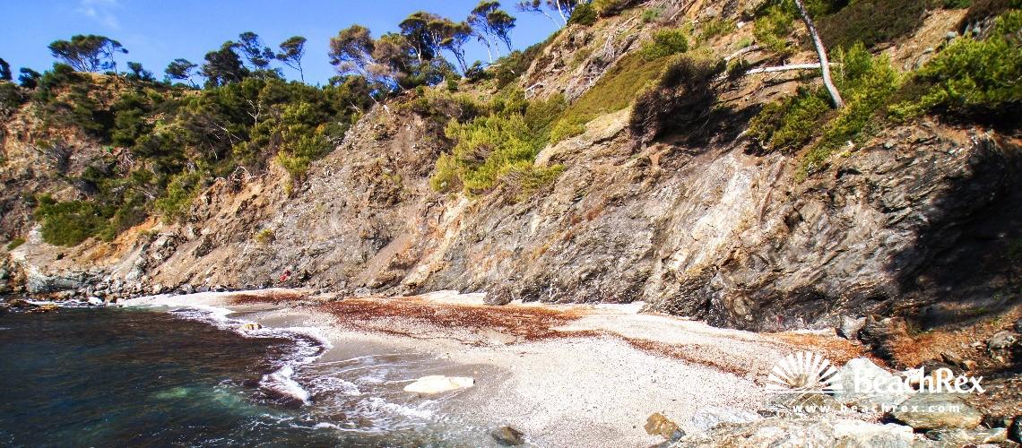 France - Var -  Six-Fours-les-Plages - Beach du Mont-Salva
